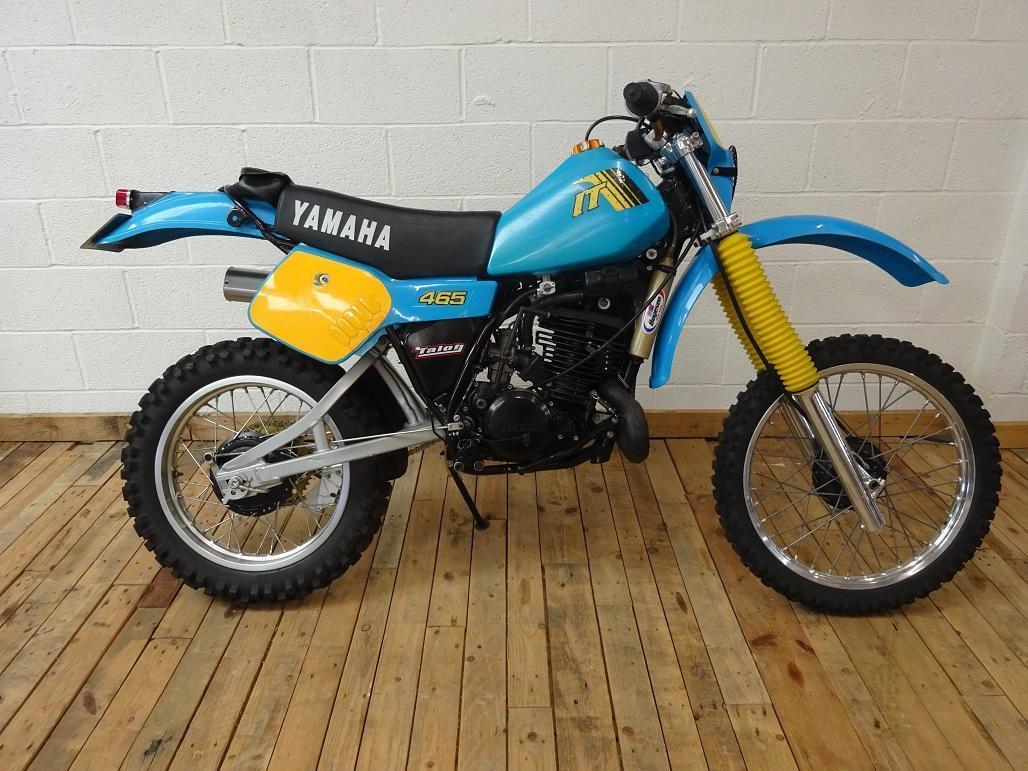 Yamaha It465 Enduro Bike Classic 2 Strokes