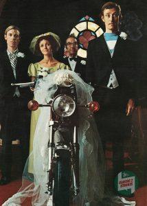 1973 Yamaha RD350 Advertisement (Page 1)